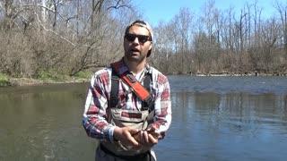 Fly Fishing Early Season Tulpehocken Creek 2016