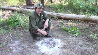 Solo Overnight Dispersed Camping In Georgia