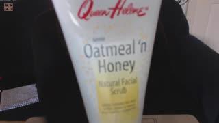 Queen Helene Oatmeal Honey Natural Facial Scrub