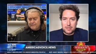 Darren Beattie discusses Revolver News bombshell