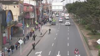 Colombia, entre la cuarentena y la indisciplina