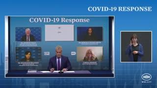 Fauci says Biden admin not tracking teacher COVID deaths