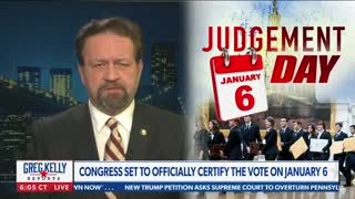 Sebastian Gorka Tells Trump Supporters EXACTLY What They Need to Know Ahead of January 6