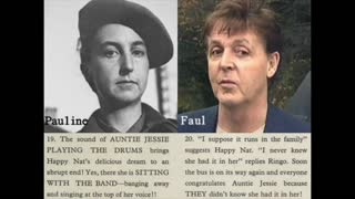 Paul McCartney is Dead/PID (Tina Foster on Opperman Report)