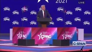 Trump hints at running in 2024 at CPAC