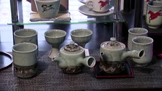 Fukushima potter goes home ten years after disaster