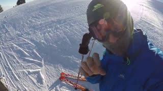 Skiing at Borovets Bulgaria