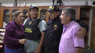 Ejército Nacional libera hombre secuestrado en Santander
