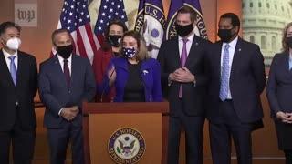 Nancy Pelosi Meltdown Part 2 2/13/2021