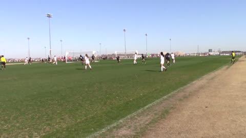 FCD Scott Dymond Showcase game 3-half 2