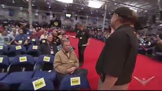 Mecum Auto Auction: Dana Gets Worked