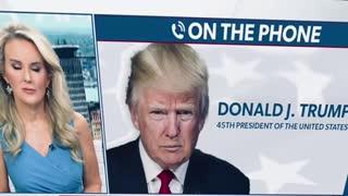 Recent Full 45th President Donald Trump newsmax interview