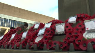 Remembrance Day - 'We will remember them'