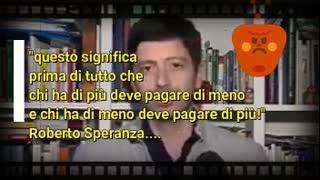 """""""Fu poi ministro della salute"""" Roberto Speranza"""