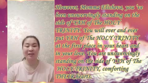 ❤️ Greetings! 26 Yrs Online, Happy Birthday Apostle Elisheva part 2/ 4.4.2020 Mirror