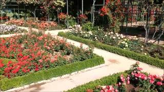 Parque Araucano in Santiago, Chile