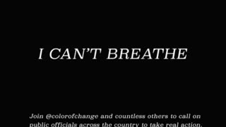 """Psychopathic """"I Can't Breath"""" commercial"""