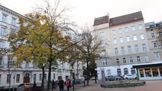 Vienna, Austria - Our neighborhood