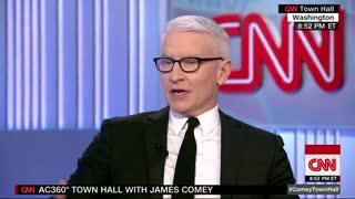 James Comey trash-talks Rod Rosenstein