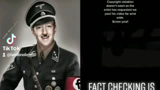 Fact Checking is Censorship