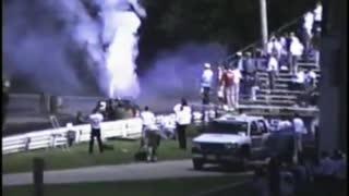 K C Jones Cannon Ball Jet Dragster