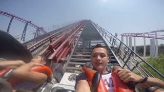 Magic Mountain X2 - Best fear face1