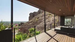 Elegant Camelback Mountain private home in Phoenix, Arizona
