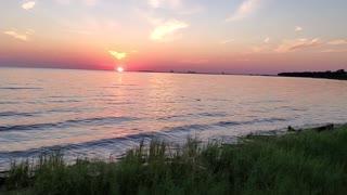 Sunset in Mississippi