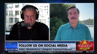 Mike Lindell on Bannon