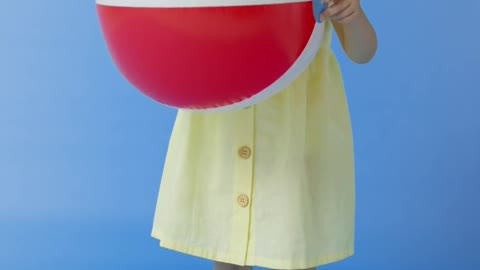 Come play balloon with me
