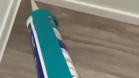 making the floor