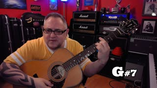 Acoustic Guitar Lesson - I'm Not In Love by 10cc