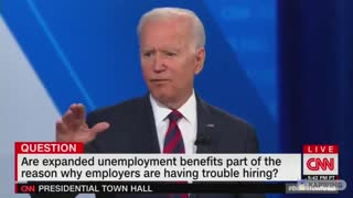 """Biden Tells Struggling Restaurateur He'll """"Be in a Bind"""" Unless He Pays Workers More"""