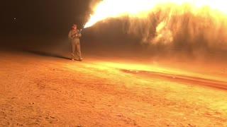 Arizona Flying Circus - Flame Thrower