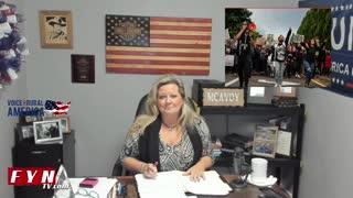Lori Duke talks BLM's stance on Vaccines