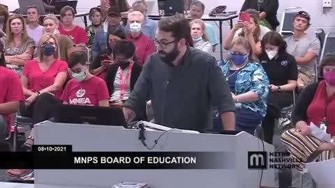 Nashville Dad Matt Walsh BLASTS Local School Board Over School Mask Mandates