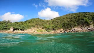 Snorkelling in Half Moon Bay 在半月灣浮潛泳捆去象鼻洞 10 July 2021