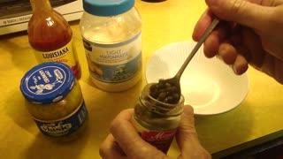 Making Tartar Sauce