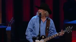 John Anderson - I Wish I Could Have Been There Opry Live