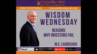 M.C Laubscher Shares 5 Reasons Why Investors Fail