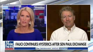 Dr. Rand Paul: Fauci Lied about the NIH Funding Gain-of-Function Research - July 23, 2021