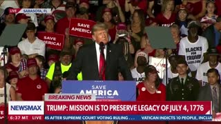 The President Trump!!