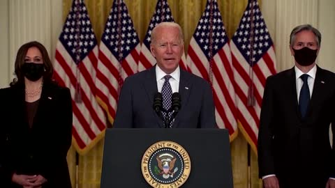 President Biden: I'll mobilize every resource
