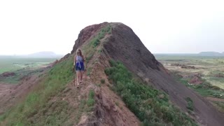 Hiking HD Stock Video