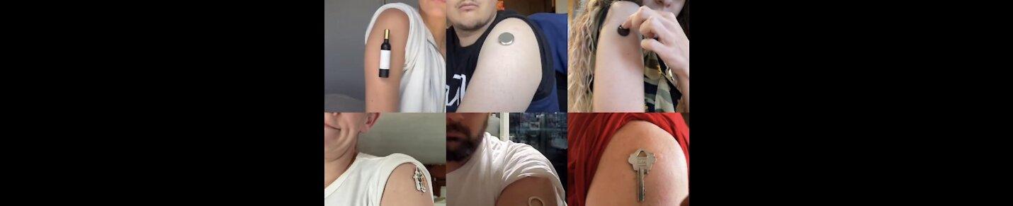 Le vaccin COVID 19 contient de l'oxyde de graphène