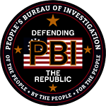 The People's Bureau of Investigation and The Defenders of Our Founding Documents