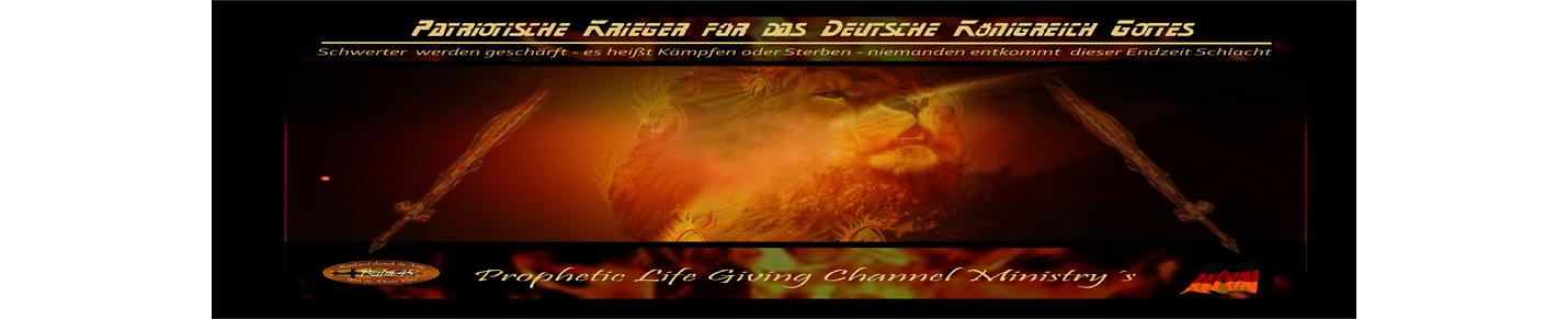 Prophetic Live Giving Channel Ministry´s - Deutsch