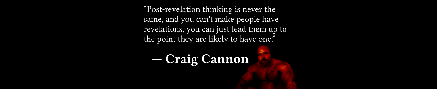The Craig Cannon Power Hour with Craig Cannon