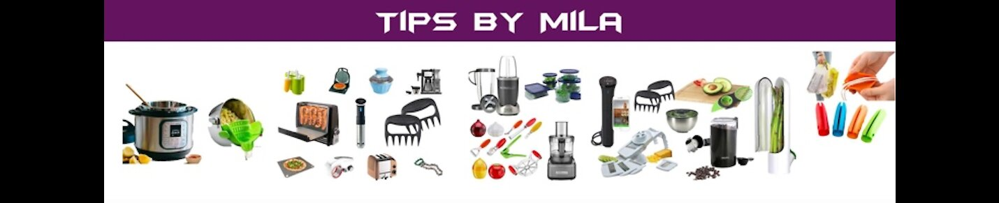 Tips about Kitchen Gadgets
