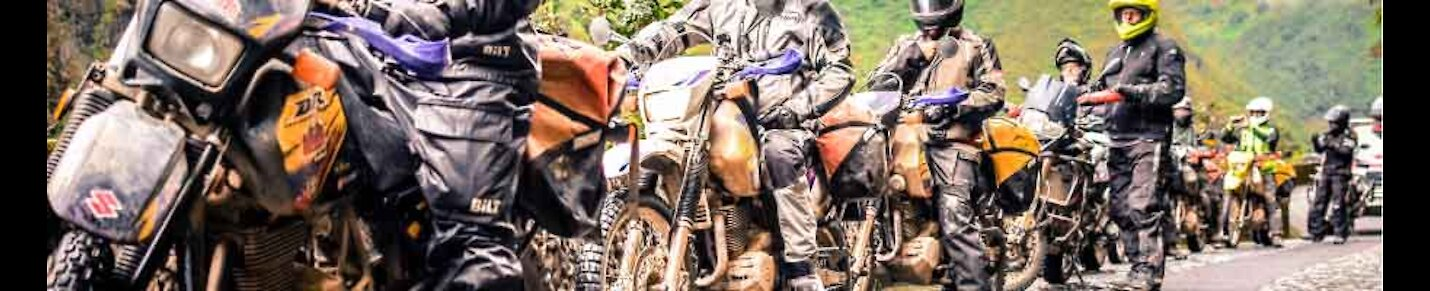 Motorcycle Adventures in the Middle of the World